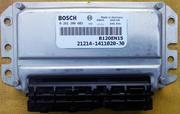 Контроллер мозги ЭБУ 21214-1411020-30 прошивка B120EN15