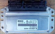 Контроллер мозги ЭБУ 21214-1411020-30 прошивка B120EQ16